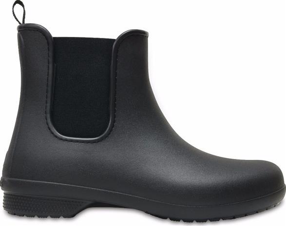 """Crocsâ""""¢ naisten vapaa-ajan kengät Freesail Chelsea Boot, musta 35"""