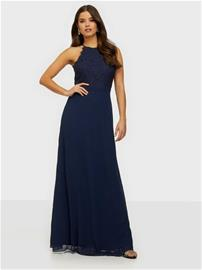 NLY Eve Adorable Sportscut Gown Navy