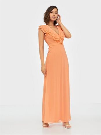 NLY Eve Daydreaming Flounce Gown Koralli