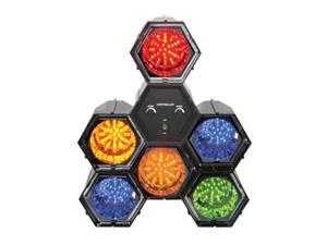 Valourkusetti 282 LEDillä, Valaisimet