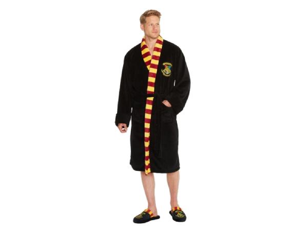 Harry Potter Tylypahka miesten kylpytakki