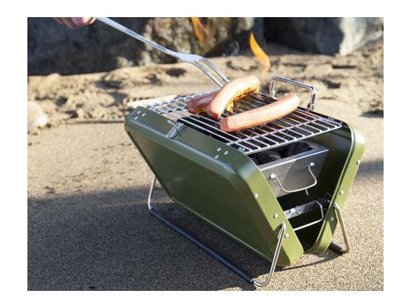 Salkkumiehen BBQ-setti