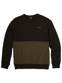 Volcom Forzee Crew Sweater military Jätkät