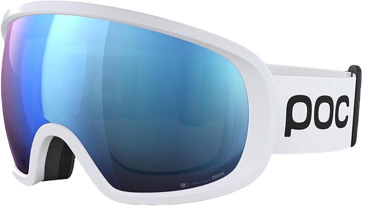 POC Fovea Clarity Comp + Laskettelulasit, hydrogen white/spektris blue