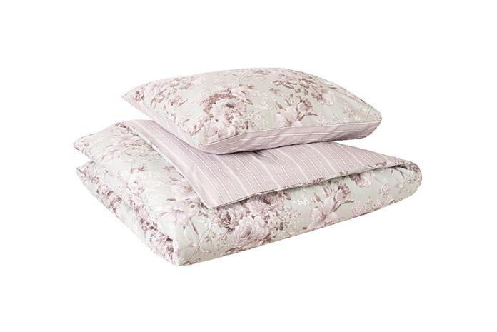 Tekstiilikompanii Porto -pussilakanasetti, mintunvihreä, 150 x 210 cm + 50 x 60 cm