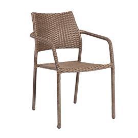 Tuoli MINSTER, ruskea