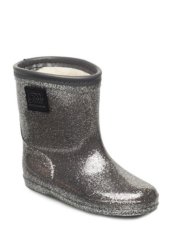 Petit by Sofie Schnoor Rubber Boot Kumisaappaat Hopea Petit By Sofie Schnoor SILVER