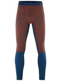 Bula Geo Merino Wool - Pitkät alushousut - Walnut - M