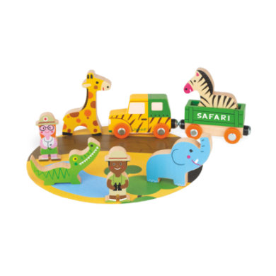 Janod ® Story Mini -sarja Safari