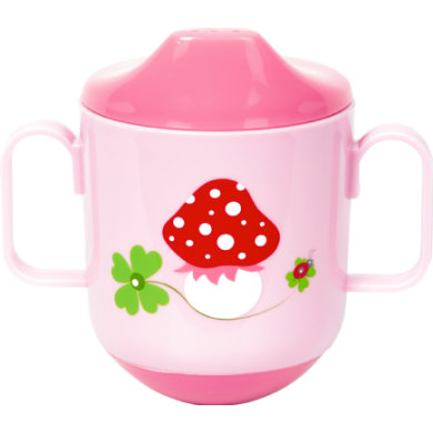 COPPENRATH Nouse vaaleanpunaiseen kuppiin - vauvan onnea