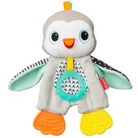 Infantino Teething-rengas mukava pingviini