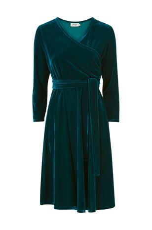 Jumperfabriken Samettimekko Cia Velvet Dress