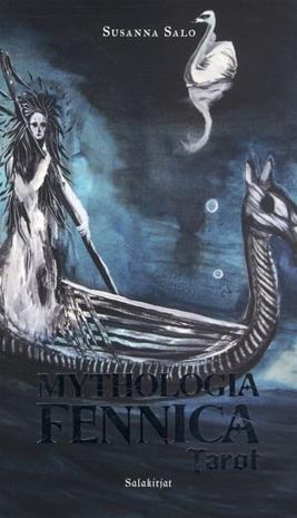 Mythologia Fennica Tarot (Susanna Salo), kirja