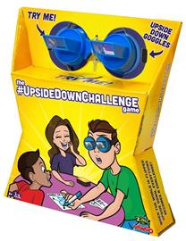 The Upside Down Challenge -peli