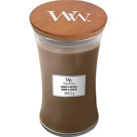WoodWick Amber & Incense - 1155 g