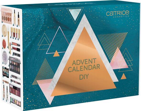 Catrice Advent Calendar DIY V2 kosmetiikkakalenteri