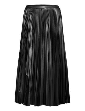 GUESS Jeans Ramona Skirt Pitkä Hame Musta GUESS Jeans JET BLACK A996