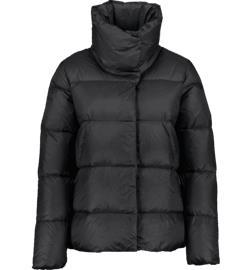 Everest W SHAWL NECK JACKET BLACK