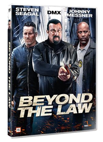Arizona kyttä (Beyond The Law), elokuva