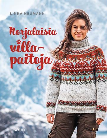 Norjalaisia villapaitoja (Linka Neumann), kirja