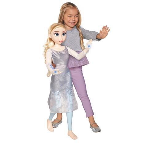 Disney Frozen 2 Elsa -nukke, 81cm