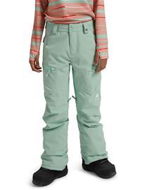 Burton Elite Cargo Pants faded jade Tytöt