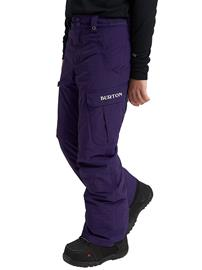 Burton Exile Cargo Pants parachute purple Jätkät