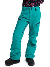 Burton Elite Cargo Pants dynasty green Tytöt