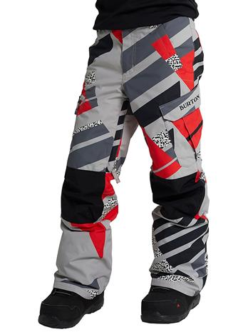 Burton Exile Cargo Pants bold throwback Jätkät
