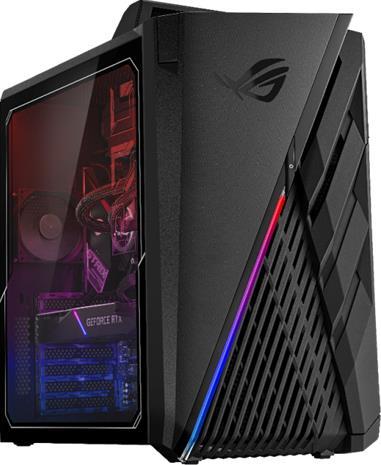 Asus ROG Strix G35CZ-NR004T/R (i9-10900KF, 32 GB, 1 TB SSD + 1 TB HDD, Win 10), keskusyksikkö
