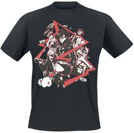 Persona 5 - Victory - T-paita - Miehet - Musta