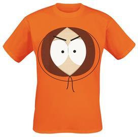 South Park - Kenny - T-paita - Miehet - Oranssi
