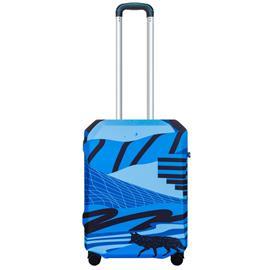 BG Berlin matkalaukun suojapussi, pieni, sininen