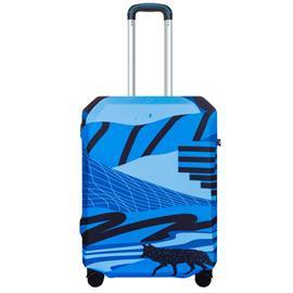 BG Berlin matkalaukun suojapussi, keskikoko, sininen
