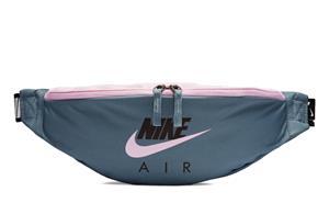 Nike-vyölaukku, harmaa-roosa