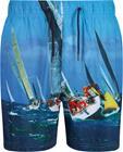 Regatta Mawson Swim Shorts Men, yacht photographic