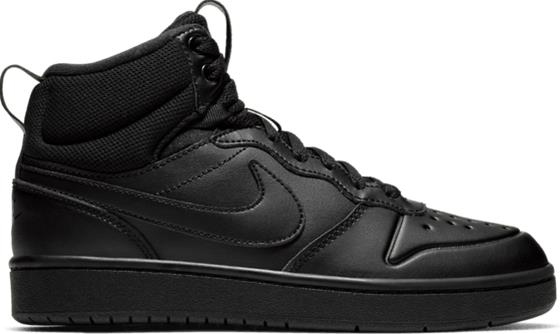 Nike J COURT B BOOT GS BLACK/BLACK-BLACK