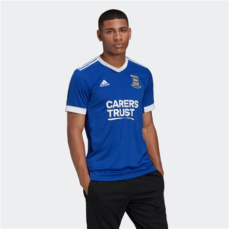 adidas Ipswich Town FC 20/21 Home Jersey