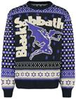 Black Sabbath - Holiday Sweater 2020 - Jouluneule - Miehet - Monivärinen