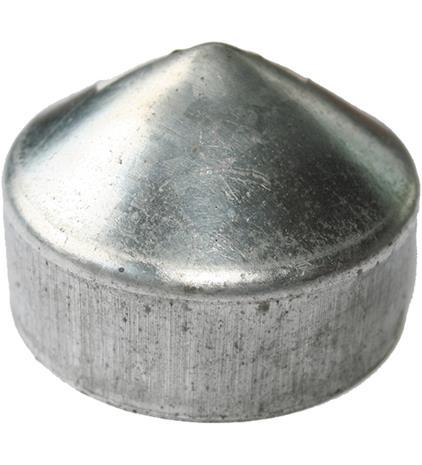 Tolpanhattu galvanoitu Ø 71 mm