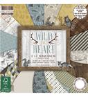 FE Wild at Heart 15x15 cm kuviopaperilehtiö