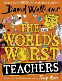The World's Worst Teachers (David Walliams), kirja