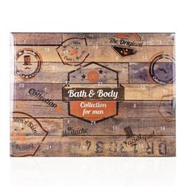 Collection For Men Bath & Body miesten joulukalenteri