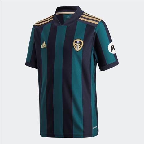 adidas Leeds United FC 20/21 Away Jersey