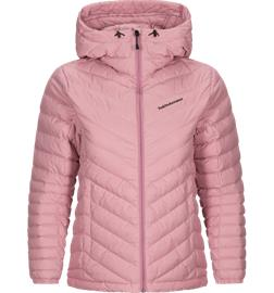 Peak Performance W FROST DOWN HOOD FROSTY ROSE