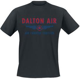 MacGyver - Dalton Air - T-paita - Miehet - Sävytetty harmaa