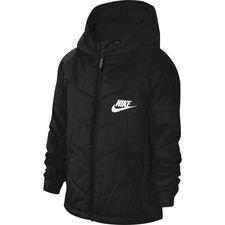 Nike Takki NSW - Musta/Valkoinen Lapset