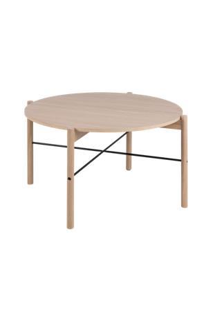 NORDFORM Sohvapöytä Rei, halkaisija 80 cm