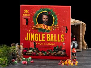 Chili Klaus -joulukalenteri