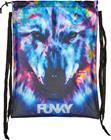 Funky Trunks Mesh Gear Bag, howl baby